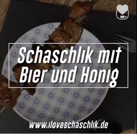 I love Schaschlik