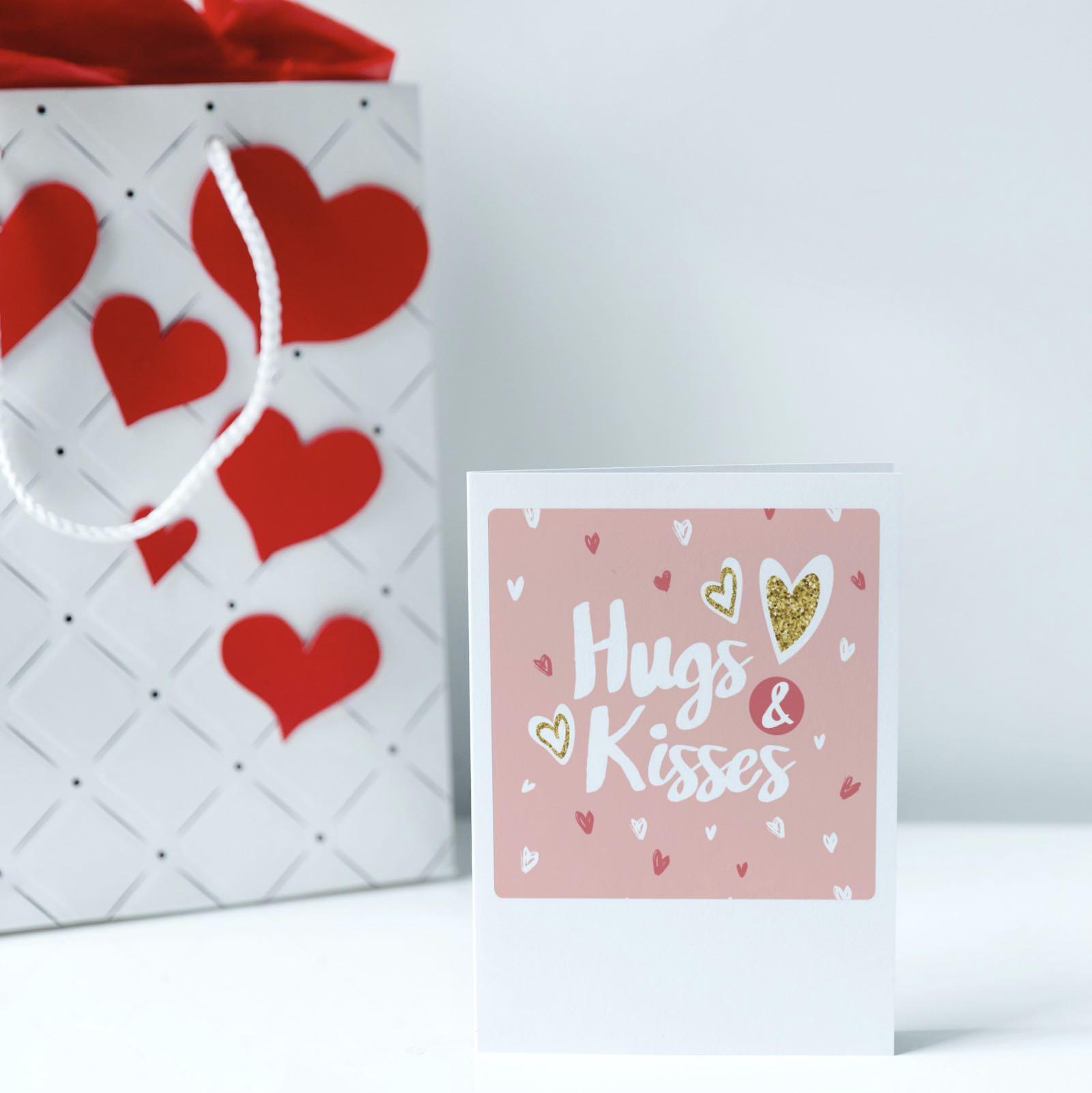 20 x Grußkarten im Polaroid-Format, Themen: Geburtstag, Beschenken