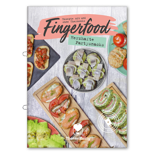 Fingerfood – Herzhafte Partysnacks