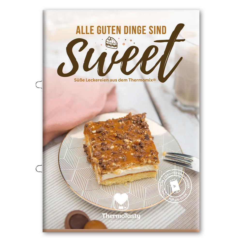 Tortenbündel: Backrahmen & Tortenring & Großes Silikon Spatelset, 2er-Set & Alle guten Dinge sind sweet