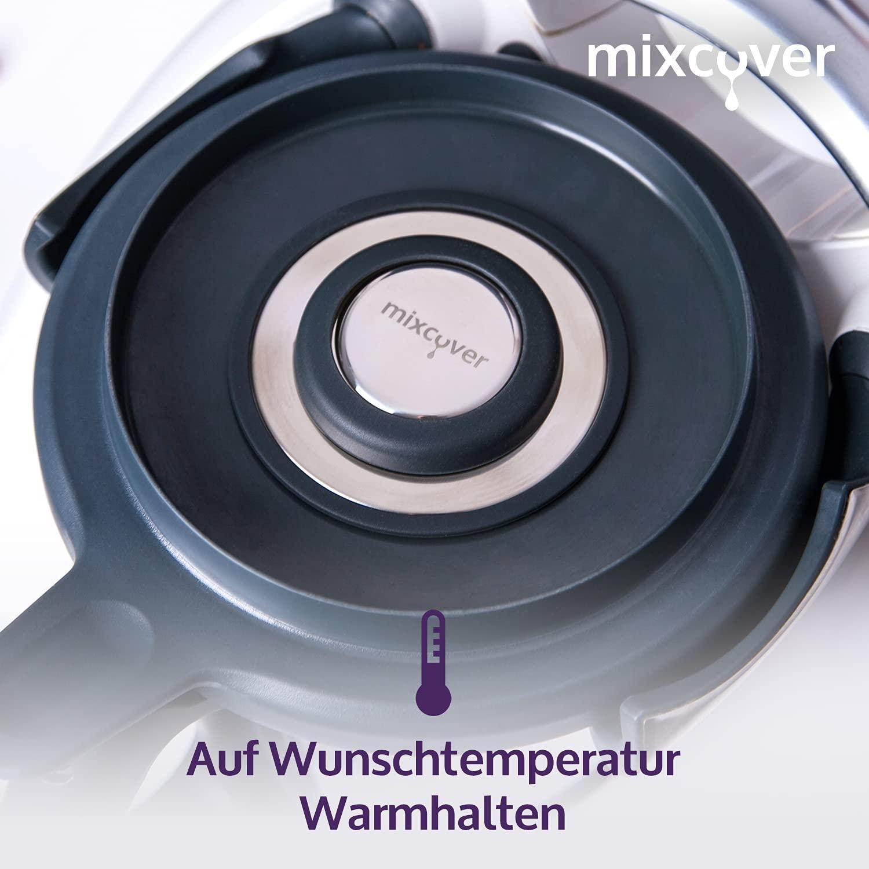 Teesieb/Teefilter aus Edelstahl für den Thermomix® TM5/TM6