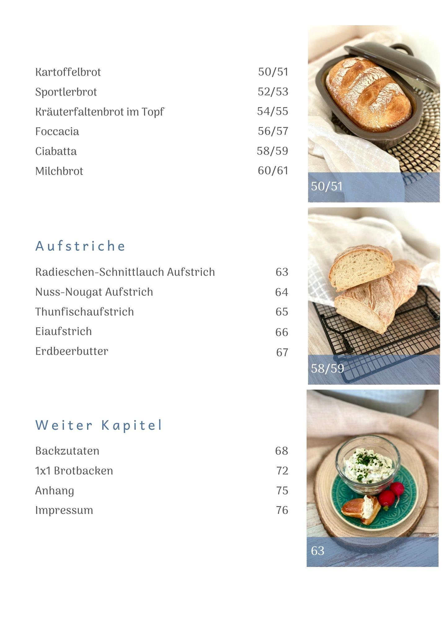 Thermi Madl: Frisch aus dem Ofen by Andrea Trixl