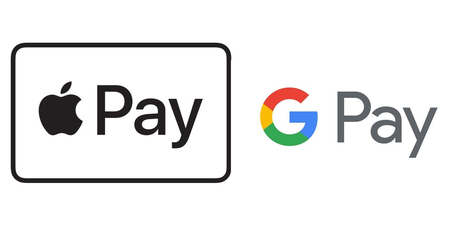 Apple Pay / Google Pay (via Stripe)
