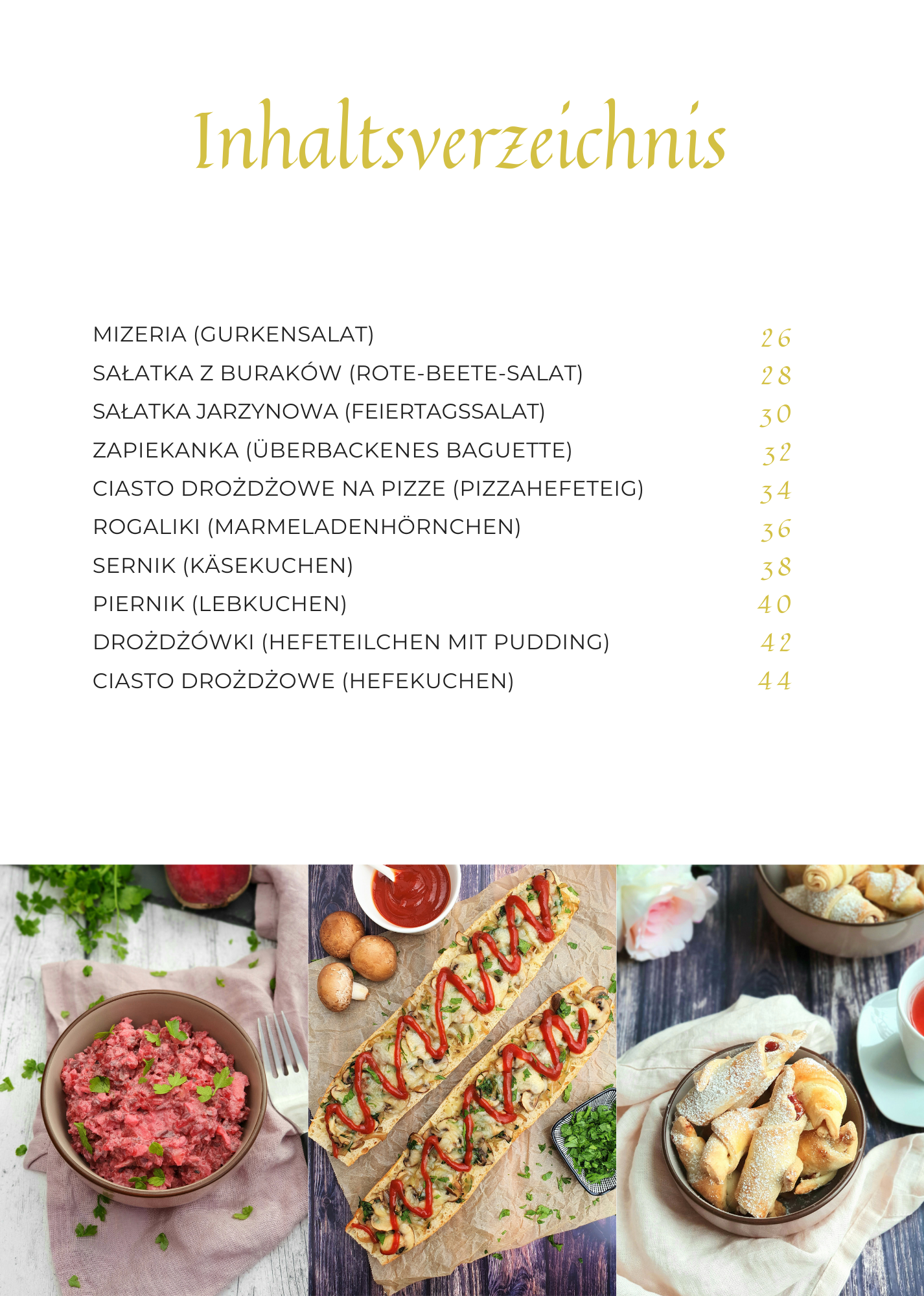 COOKING by Magda: Polnische Küche by Magdalena Nauth