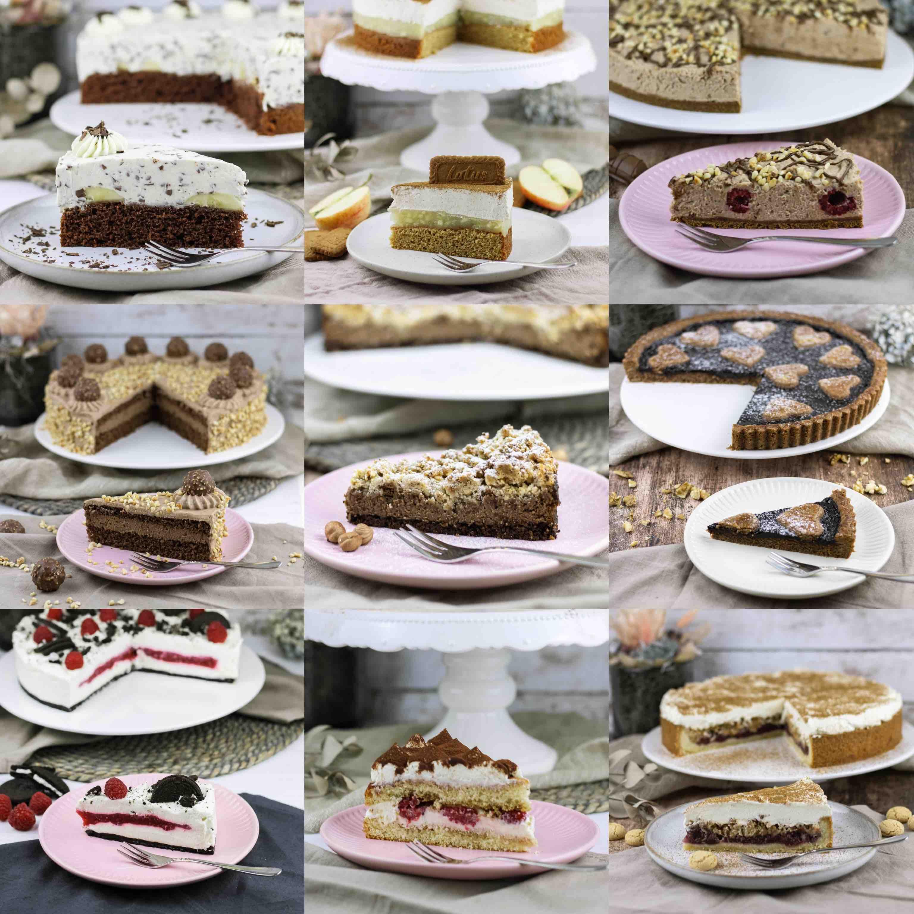 Jasmins Lieblingsstücke: Torten und Kuchen mit dem Thermomix® by Jasmin Friedrich
